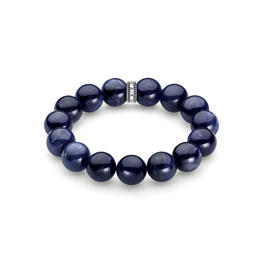 Armband Power Bracelet blau aus der Rebel at heart Kollektion im Online Shop von THOMAS SABO