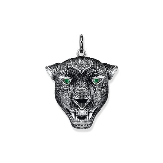 pendentif Black Cat grand de la collection  dans la boutique en ligne de THOMAS SABO