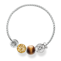 "bracelet ""ornement"" de la collection Glam & Soul dans la boutique en ligne de THOMAS SABO"