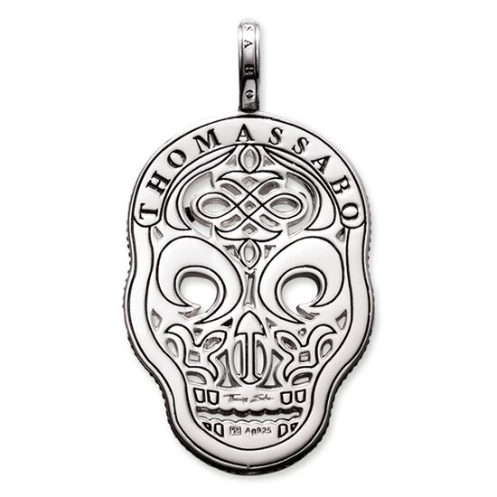 Pendant skull mask pe665 men thomas sabo usa pendant from the rebel at heart collection in the thomas sabo online store mozeypictures Image collections