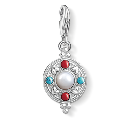 "Charm pendant ""Ethnic coin "" from the  collection in the THOMAS SABO online store"