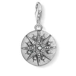 "Charm pendant ""Disc Star"" from the  collection in the THOMAS SABO online store"