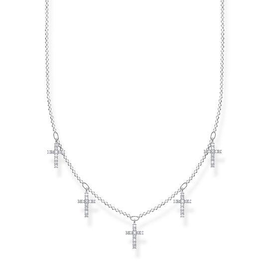 Kette Kreuze aus der Charming Collection Kollektion im Online Shop von THOMAS SABO