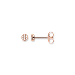 "ear studs ""Sparkling Circles"" from the Glam & Soul collection in the THOMAS SABO online store"