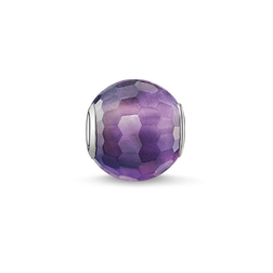 "Bead ""amethyst"" from the Karma Beads collection in the THOMAS SABO online store"