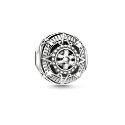 "Bead ""Mayan calendar"" from the Karma Beads collection in the THOMAS SABO online store"