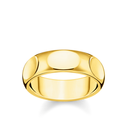 ring Minimalist gold from the Rebel at heart collection in the THOMAS SABO online store