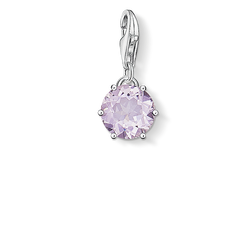 """Charm pendant """"birth stone June"""" from the  collection in the THOMAS SABO online store"""