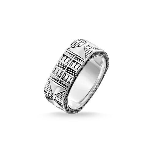 """anillo """"etno"""" de la colección Rebel at heart en la tienda online de THOMAS SABO"""