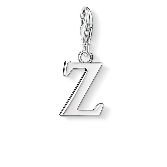 Charm pendant letter Z from the  collection in the THOMAS SABO online store