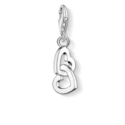 "Charm pendant ""hearts"" from the  collection in the THOMAS SABO online store"