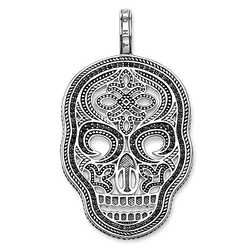 "pendant ""skull mask"" from the Rebel at heart collection in the THOMAS SABO online store"
