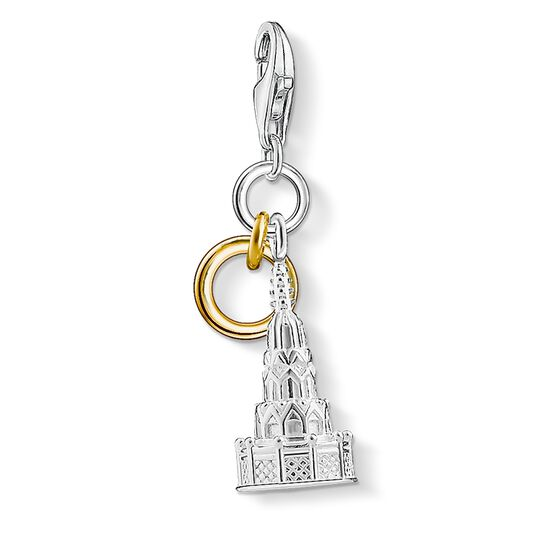 Charm pendant fountain, Nuremberg from the Charm Club collection in the THOMAS SABO online store