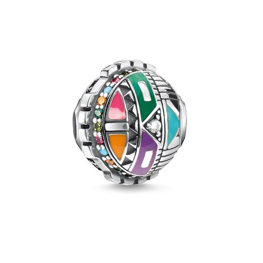"Bead ""sun symbol"" from the Karma Beads collection in the THOMAS SABO online store"