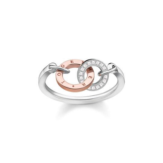 ring TOGETHER from the  collection in the THOMAS SABO online store