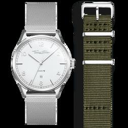 SET CODE TS montre blanche et bracelet kaki de la collection  dans la boutique en ligne de THOMAS SABO