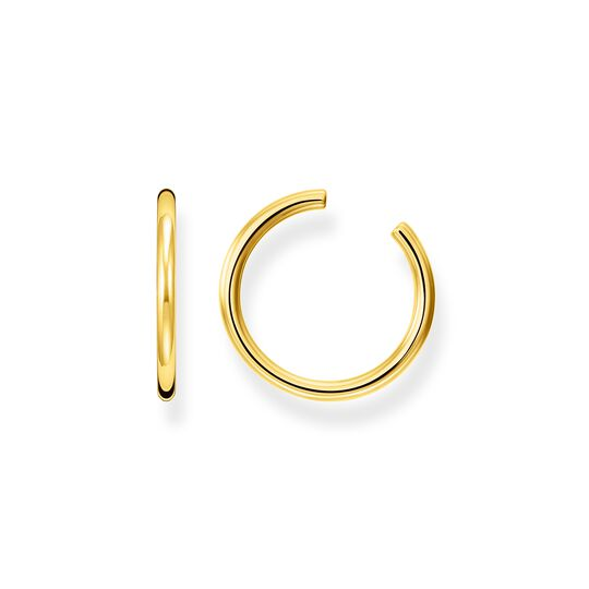 ear cuffs large gold from the  collection in the THOMAS SABO online store