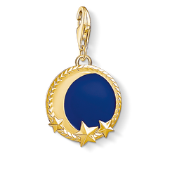 "Charm pendant ""moon & stars"" from the  collection in the THOMAS SABO online store"