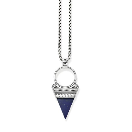 necklace blue triangle from the  collection in the THOMAS SABO online store