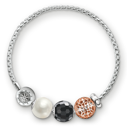 "bracelet ""ornement"" de la collection Karma Beads dans la boutique en ligne de THOMAS SABO"