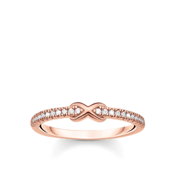 Ring aus der Charming Collection Kollektion im Online Shop von THOMAS SABO