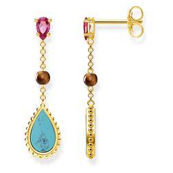 pendientes de la colección Glam & Soul en la tienda online de THOMAS SABO