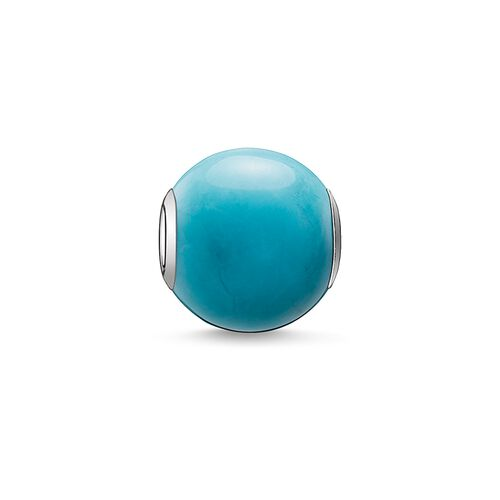 """Bead """"howlite"""" from the Karma Beads collection in the THOMAS SABO online store"""