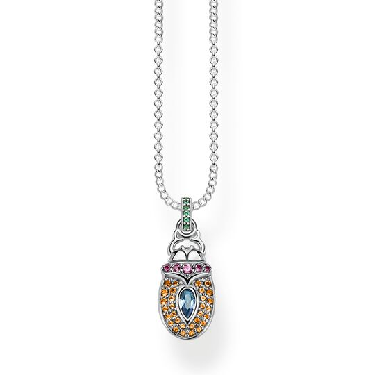 necklace scarab from the Glam & Soul collection in the THOMAS SABO online store