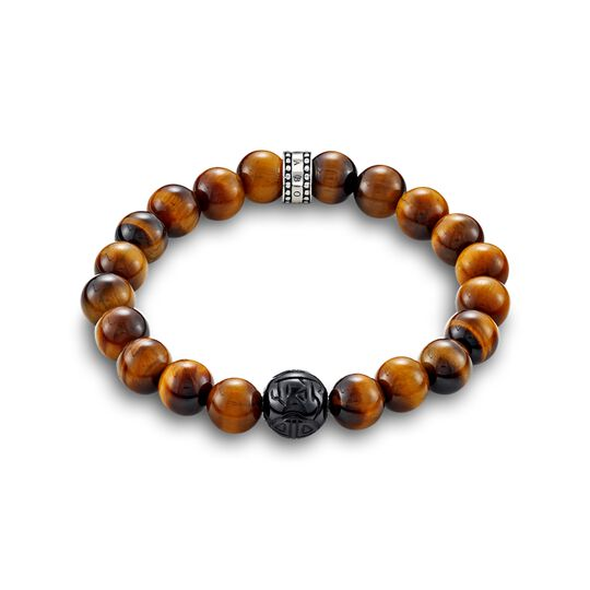 bracelet marron de la collection  dans la boutique en ligne de THOMAS SABO
