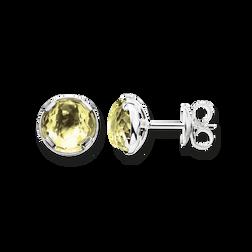 """clous d'oreilles """"Chakra du cœur"""" de la collection Chakras dans la boutique en ligne de THOMAS SABO"""