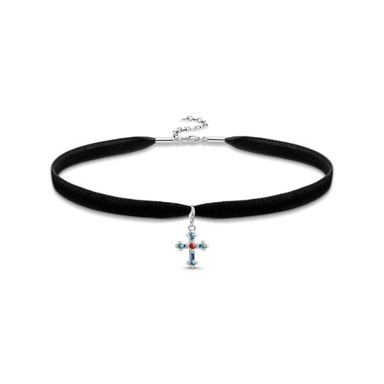 Choker Ethno Cross from the  collection in the THOMAS SABO online store