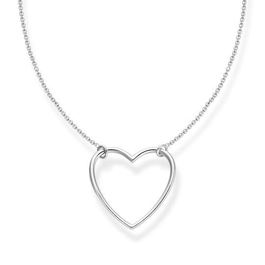 Cadena corazón plata de la colección Charming Collection en la tienda online de THOMAS SABO