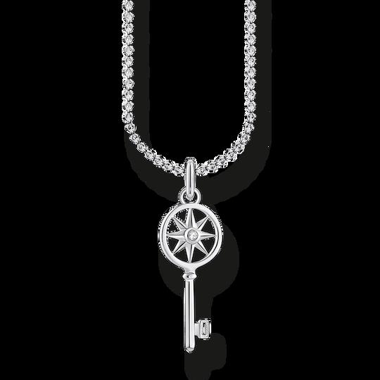 Chaîne Clé avec étoile de la collection Charming Collection dans la boutique en ligne de THOMAS SABO