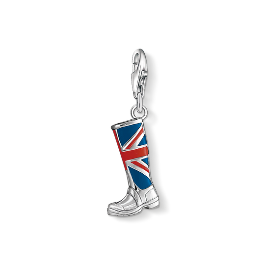 Charm pendant Brit boot from the Charm Club collection in the THOMAS SABO online store