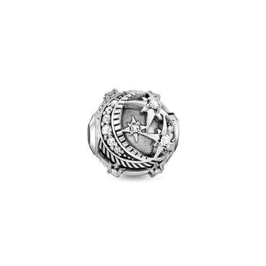 Bead Royalty Étoile argent de la collection Karma Beads dans la boutique en ligne de THOMAS SABO