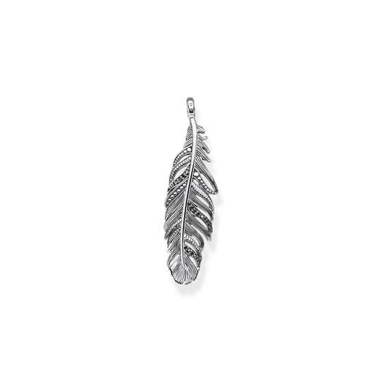 pendant feather from the Rebel at heart collection in the THOMAS SABO online store