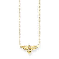"necklace ""bee"" from the Glam & Soul collection in the THOMAS SABO online store"