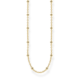 round belcher chain yellow gold from the Glam & Soul collection in the THOMAS SABO online store