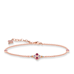 "bracelet ""Royalty Colourful Stones"" from the Glam & Soul collection in the THOMAS SABO online store"
