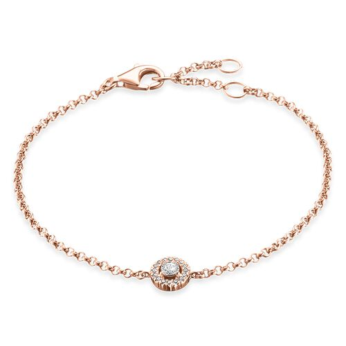 """bracelet """"Light of Luna"""" from the Rebel at heart collection in the THOMAS SABO online store"""