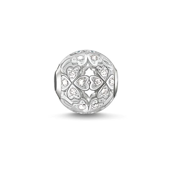 "Bead ""cloverleaf"" from the Karma Beads collection in the THOMAS SABO online store"