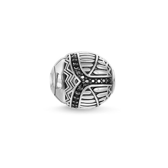 "Bead ""scarabeo nero"" from the Karma Beads collection in the THOMAS SABO online store"