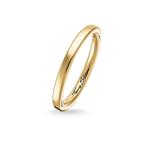"""ring """"classic"""" from the Glam & Soul collection in the THOMAS SABO online store"""