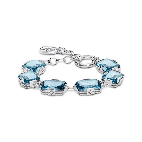 Bracelet grandes pierres bleues de la collection  dans la boutique en ligne de THOMAS SABO