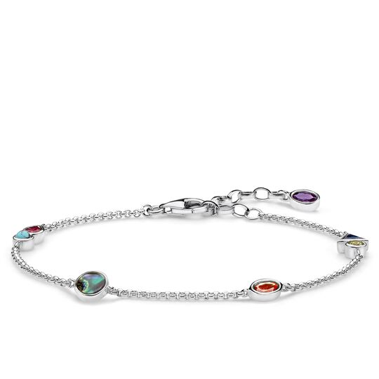 """bracelet """"Colourful Stones"""" from the Glam & Soul collection in the THOMAS SABO online store"""