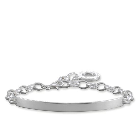 e20619e3e5dac Charm bracelet from the Love Bridge collection in the THOMAS SABO online  store