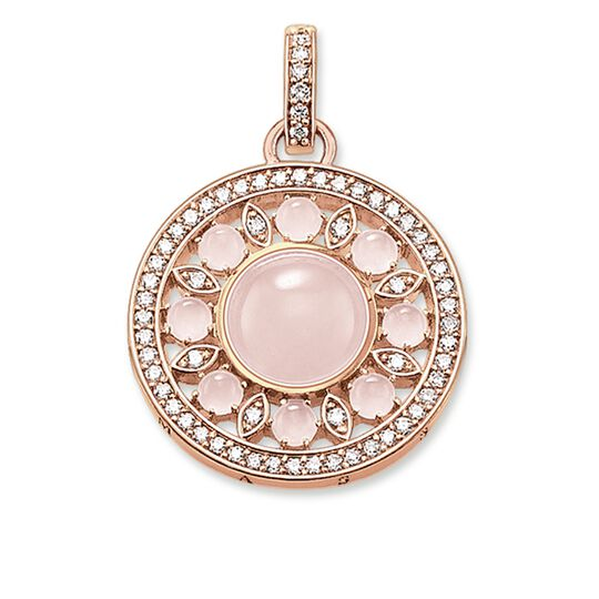 pendant pink ornament from the Glam & Soul collection in the THOMAS SABO online store