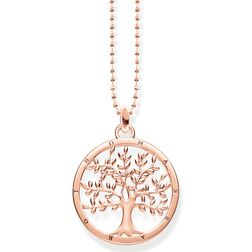 """necklace """"Tree of Love"""" from the Glam & Soul collection in the THOMAS SABO online store"""