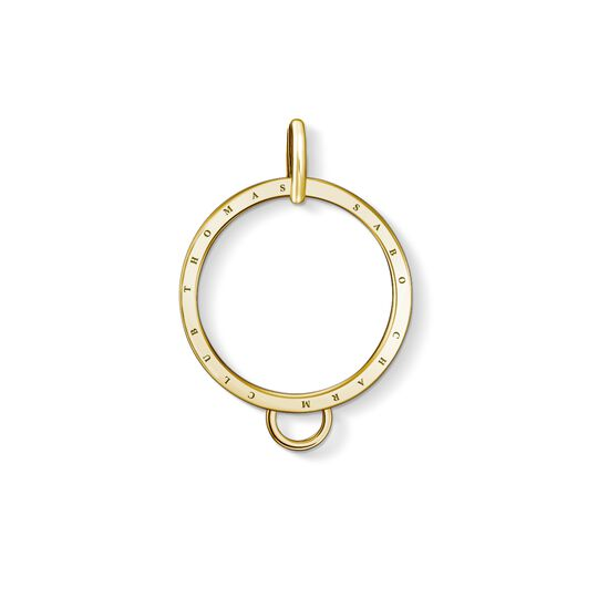 "carrier ""circle gold"" from the  collection in the THOMAS SABO online store"