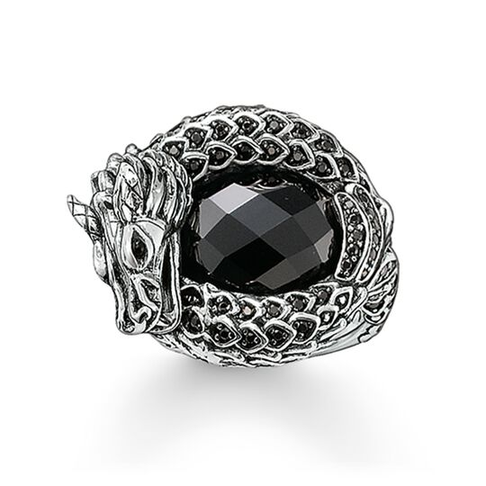 ring dragon from the Rebel at heart collection in the THOMAS SABO online store